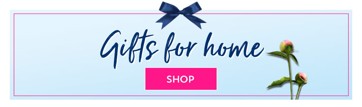 Gifts for home. Shop.