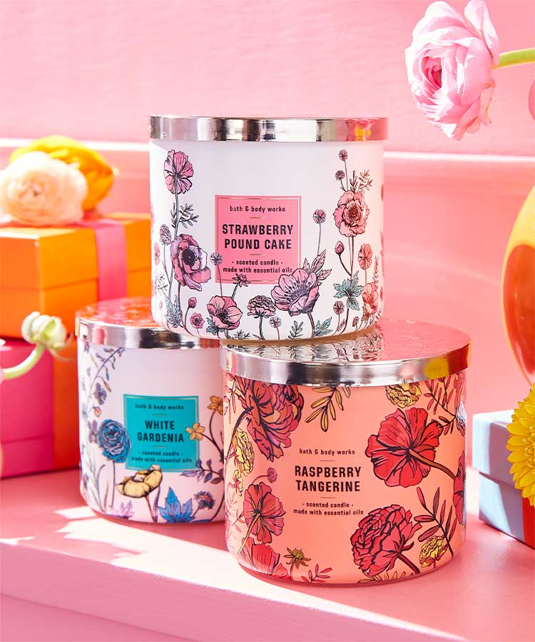 Birthday Gift Ideas Candles