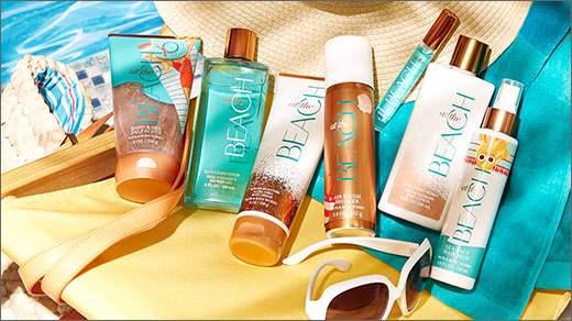 Feel Beachy-Keen All Year Long!