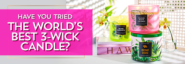 Have you tried the World's Best 3-Wick Candle?