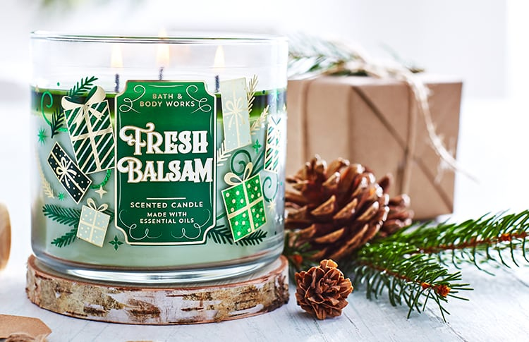 Bath And Body Works 2020 Candle Christmas Scents Best Christmas Candles – Holiday 2019 | Bath & Body Works