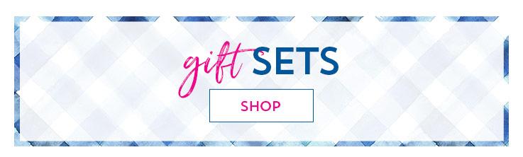 Gifts sets. Shop.