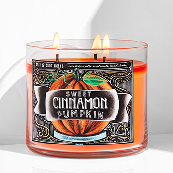 3-Wick candles