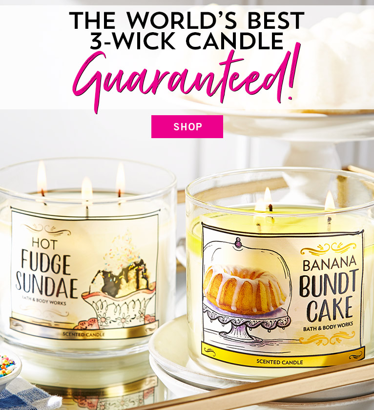 Body Care Home Fragrances You Ll Love Bath Body Works