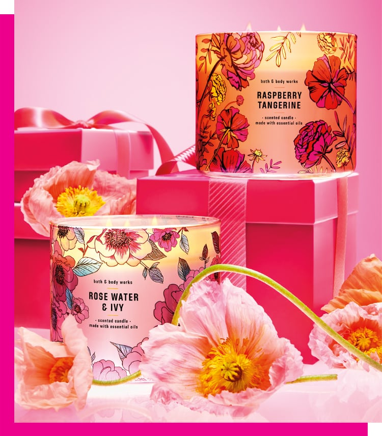 Mother's Day Gifts – Candles