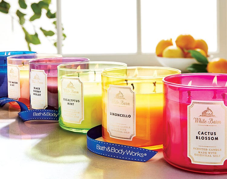 Valentine's Day Gift Ideas Candle