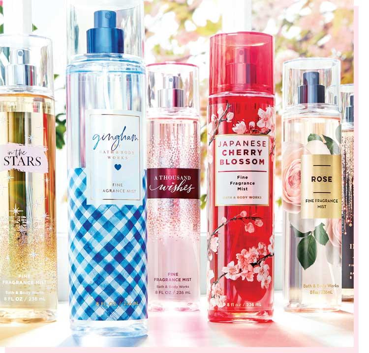 Fragrance Mist gift for mom