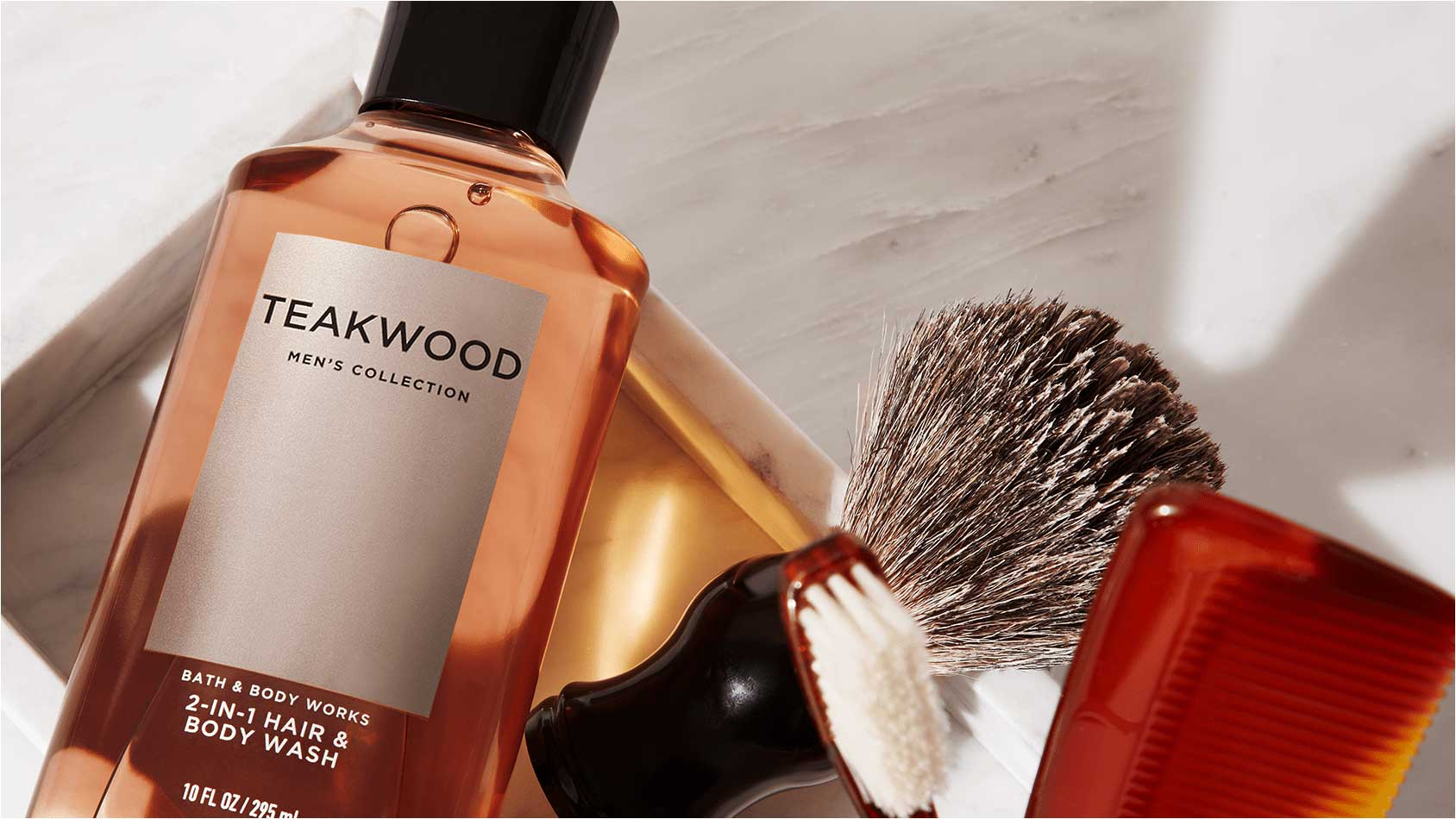 Gifts for dad – men's body wash