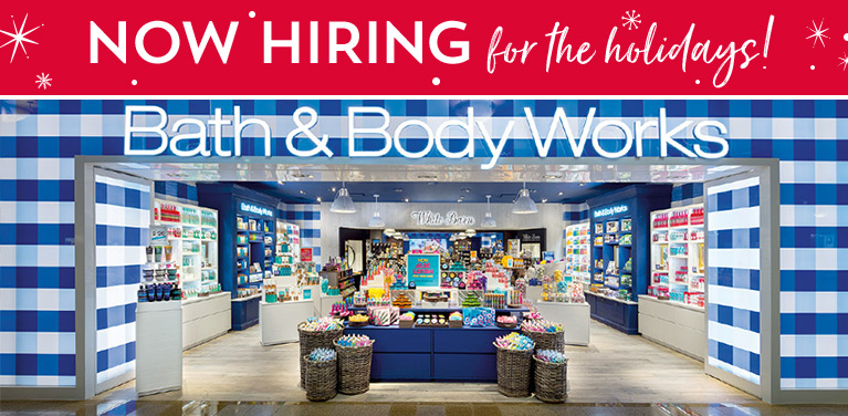 Now Hiring for the Holidays!