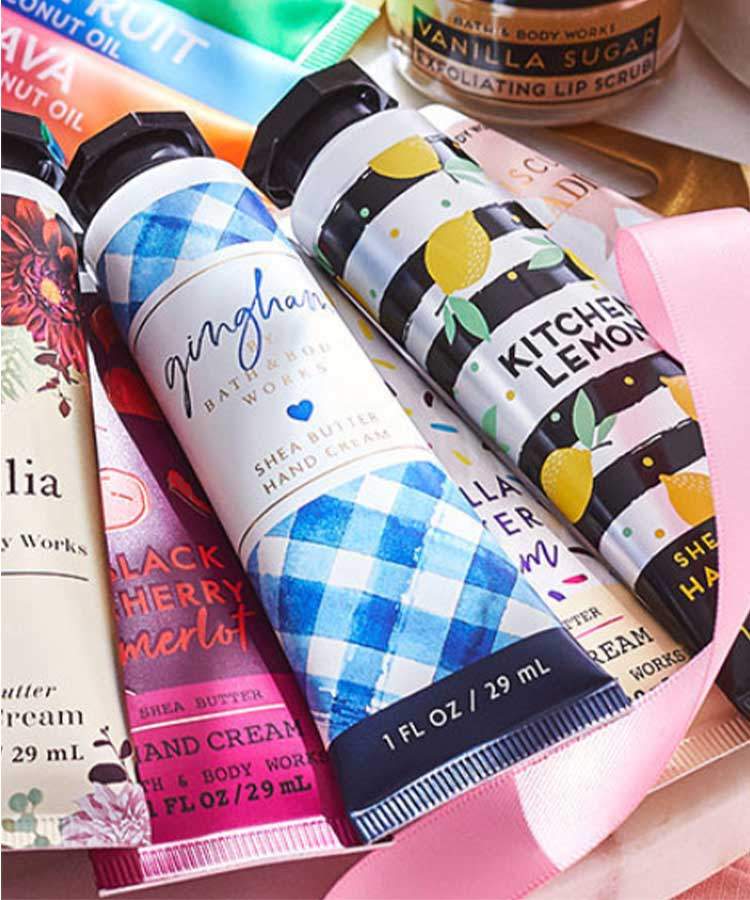 Hand Cream Gifts at Bath and Body Works
