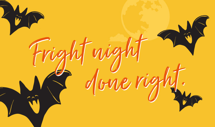 Halloween: Fright night done right.