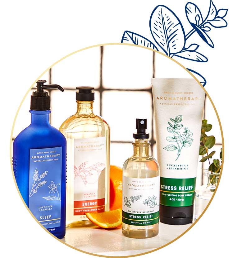 Aromatherapy Body Care