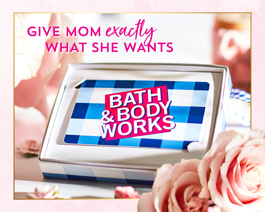 Give Mom exactly what she wants.